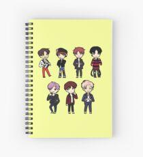 BTS - War of Hormones Spiral Notebook
