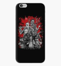Horror League ver.2 iPhone Case