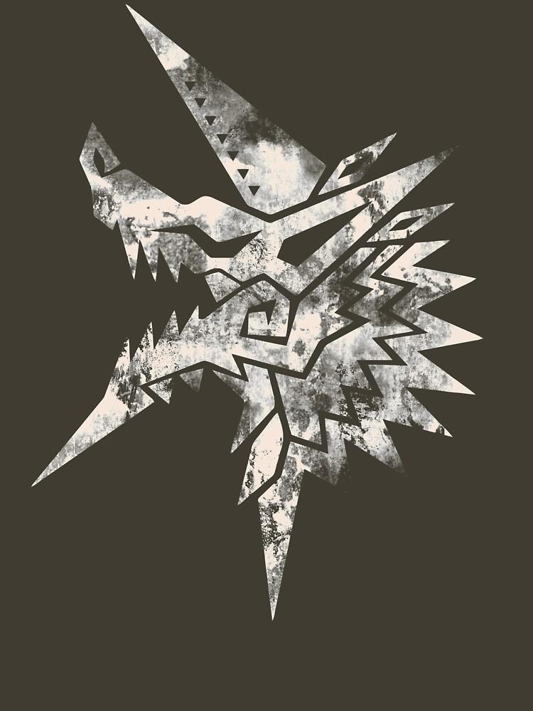 Monster Hunter - Jinouga Logo | Unisex T-Shirt