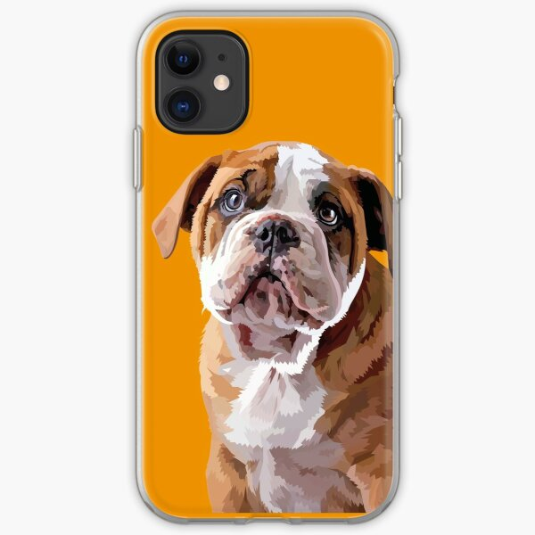 A mens best friend iPhone Soft Case