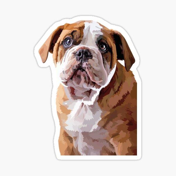 A mens best friend Sticker