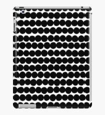 Kreis-Kettenmuster iPad-Hülle & Klebefolie