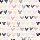 heart lines by Jo Cave  (cavecorner)