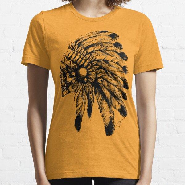 Apache amérindien T-shirt essentiel
