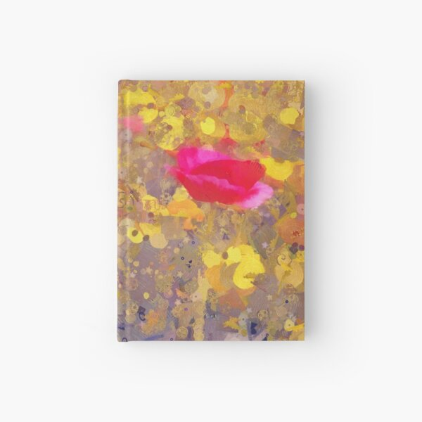 Hope is a four letter word Hardcover Journal