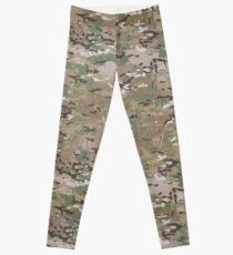 Multicam Camouflage MTP American & British Forces Leggings