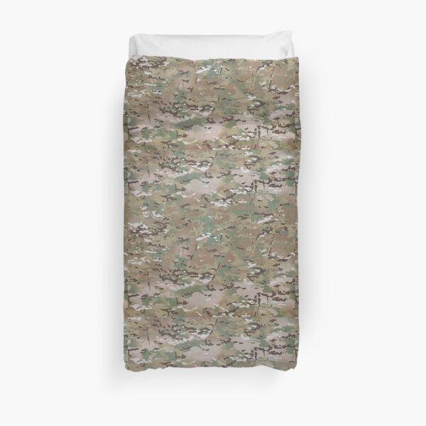 Multicam Camouflage Duvet Cover