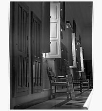 Sacristy Xewkija Church Gozo Poster