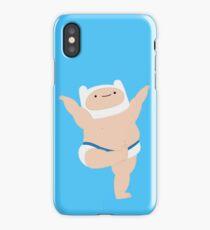 Tough Tootin' Baby Finn iPhone Case/Skin