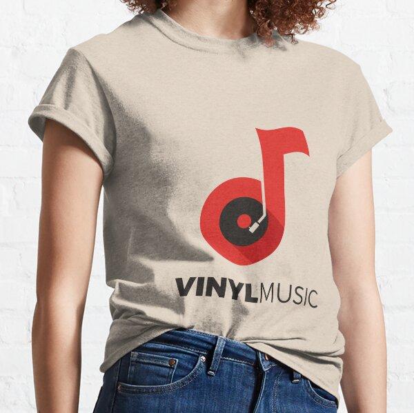 Vinyl music lovers Classic T-Shirt