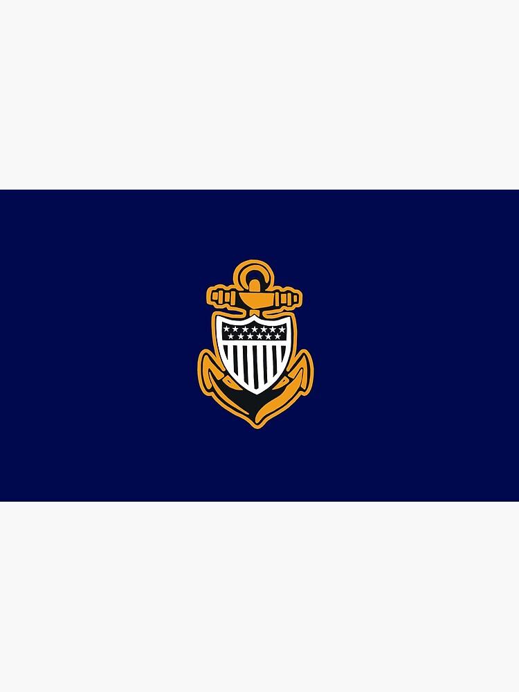 CG Chief Petty Officer Anchor II by AlwaysReadyCltv