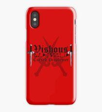 Vishous - [ the Black Dagger Brotherhood ] iPhone Case/Skin