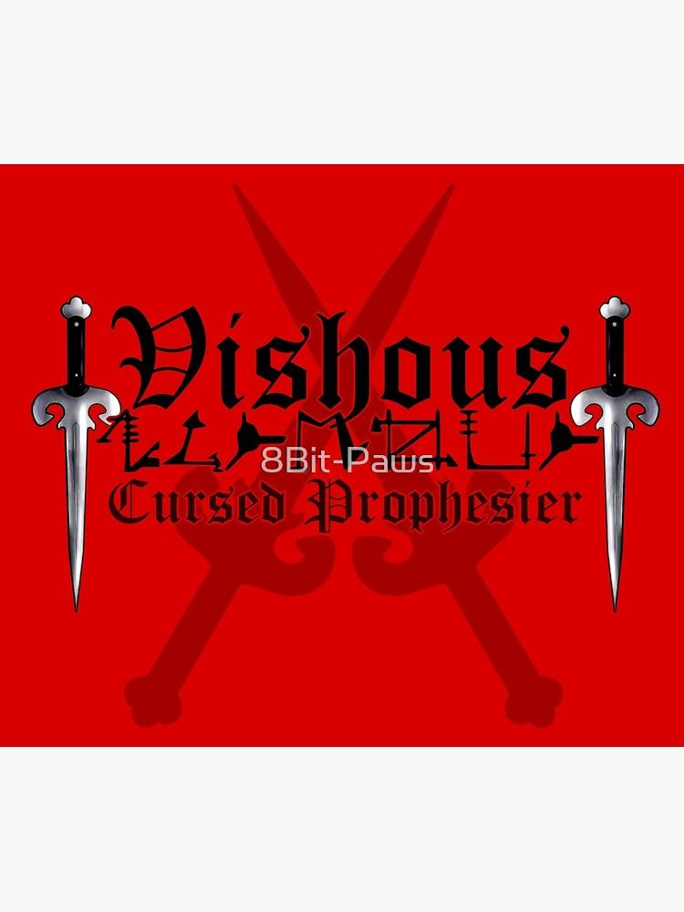 Vishous - [ the Black Dagger Brotherhood ] by 8Bit-Paws