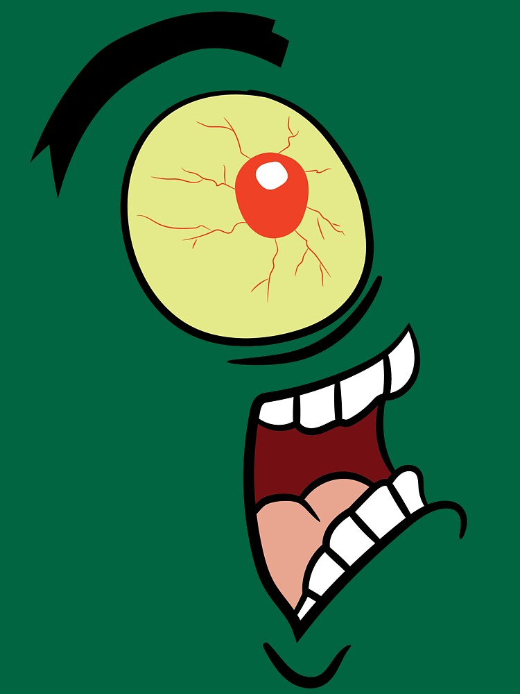 Shock, Horror, Plankton | Unisex T-Shirt
