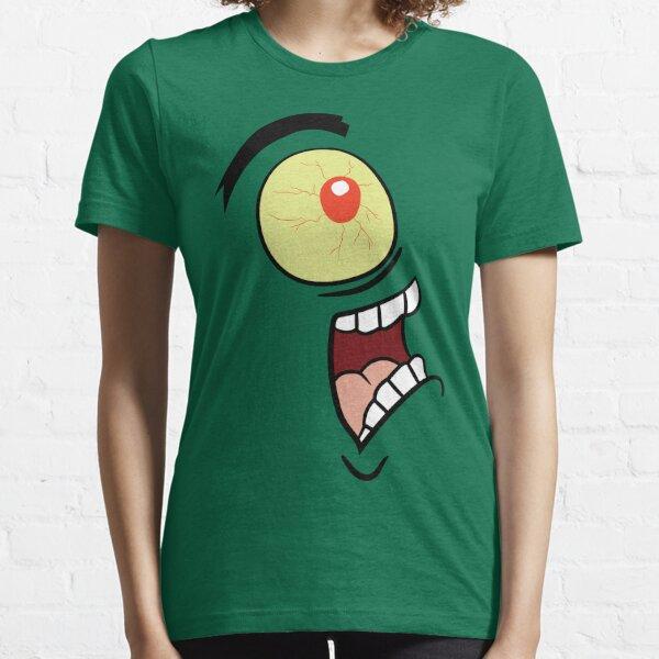 Shock, Horror, Plankton Essential T-Shirt