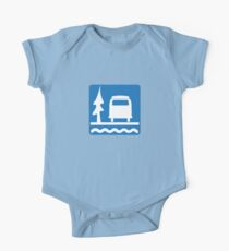VW Bay Window Bus Camping Kids Clothes