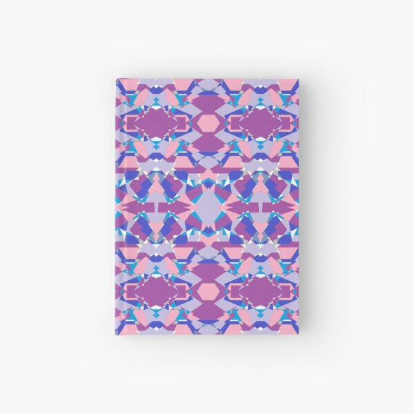Abstract Dashung Hardcover Journal