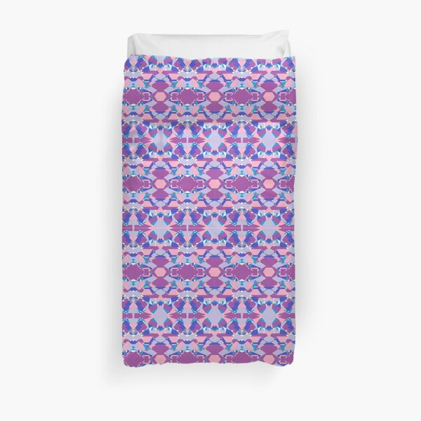 Abstract Dashung Duvet Cover