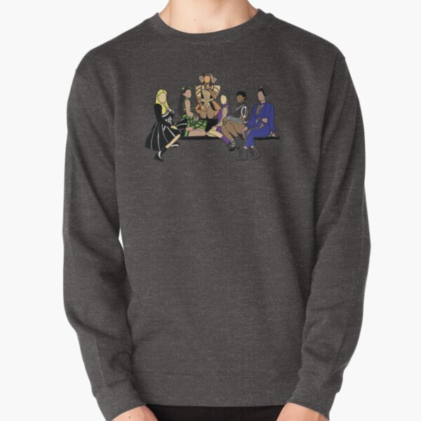 SIX the Musical: Hand drawn cast Pullover Sweatshirt