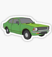 Toyota Corolla - Early 70s Sticker