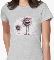 Hairballs Women's Fitted T-Shirt