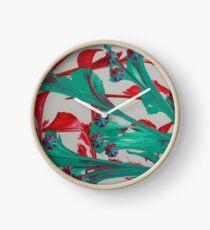 Almost Paradise Clock
