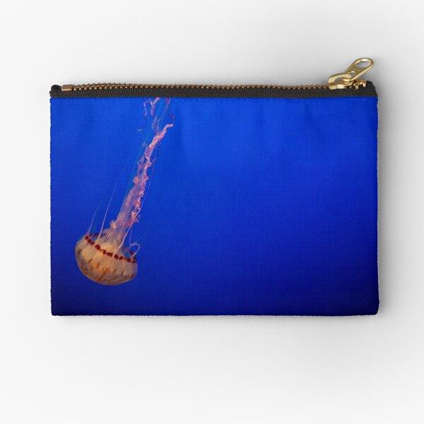 Jellyfish Decent Zipper Pouch
