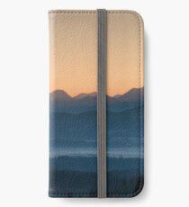 Hazy Winter Sunrise iPhone Wallet/Case/Skin