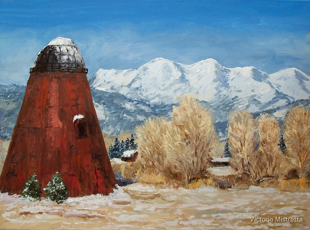 """Wigwam Burner Pine Valley Oregon"" by Victoria Mistretta ..."