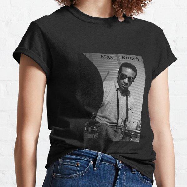 Max Roach Classic T-Shirt