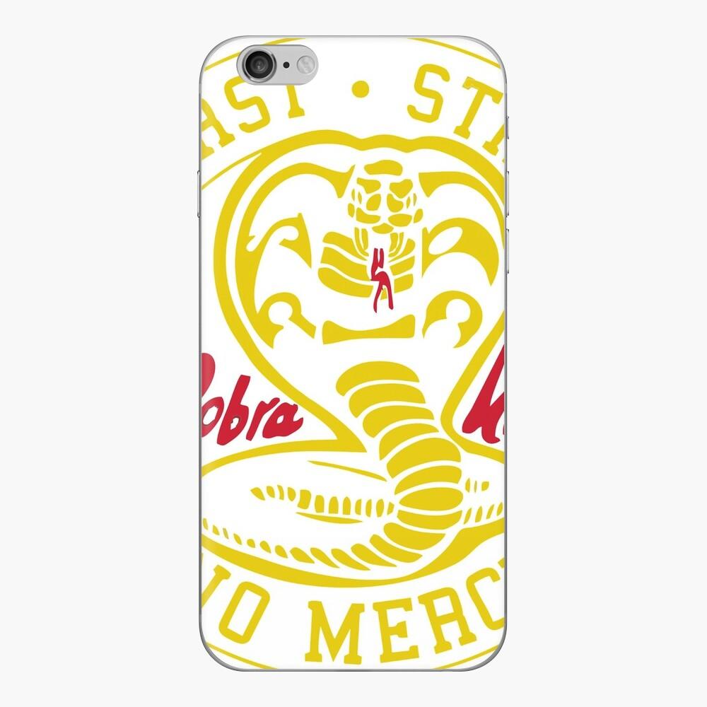 kobra kai ärmelloses shirt iPhone-Hüllen & Cover