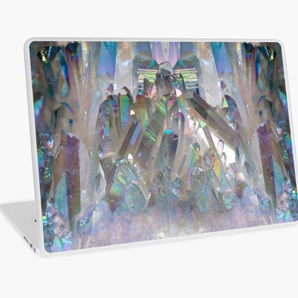 Rainbow Holographic  Laptop Skin