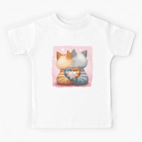 Les amoureux T-shirt enfant