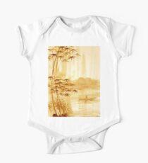 LAKE - landscape art Kids Clothes