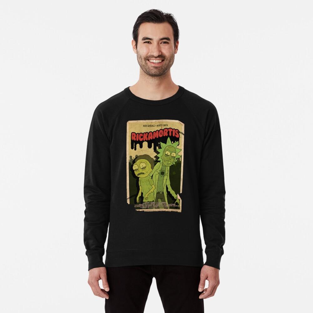 RICKAMORTIS Lightweight Sweatshirt