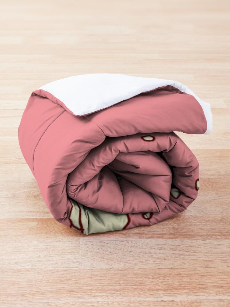 Alternate view of Penguin be mine Comforter