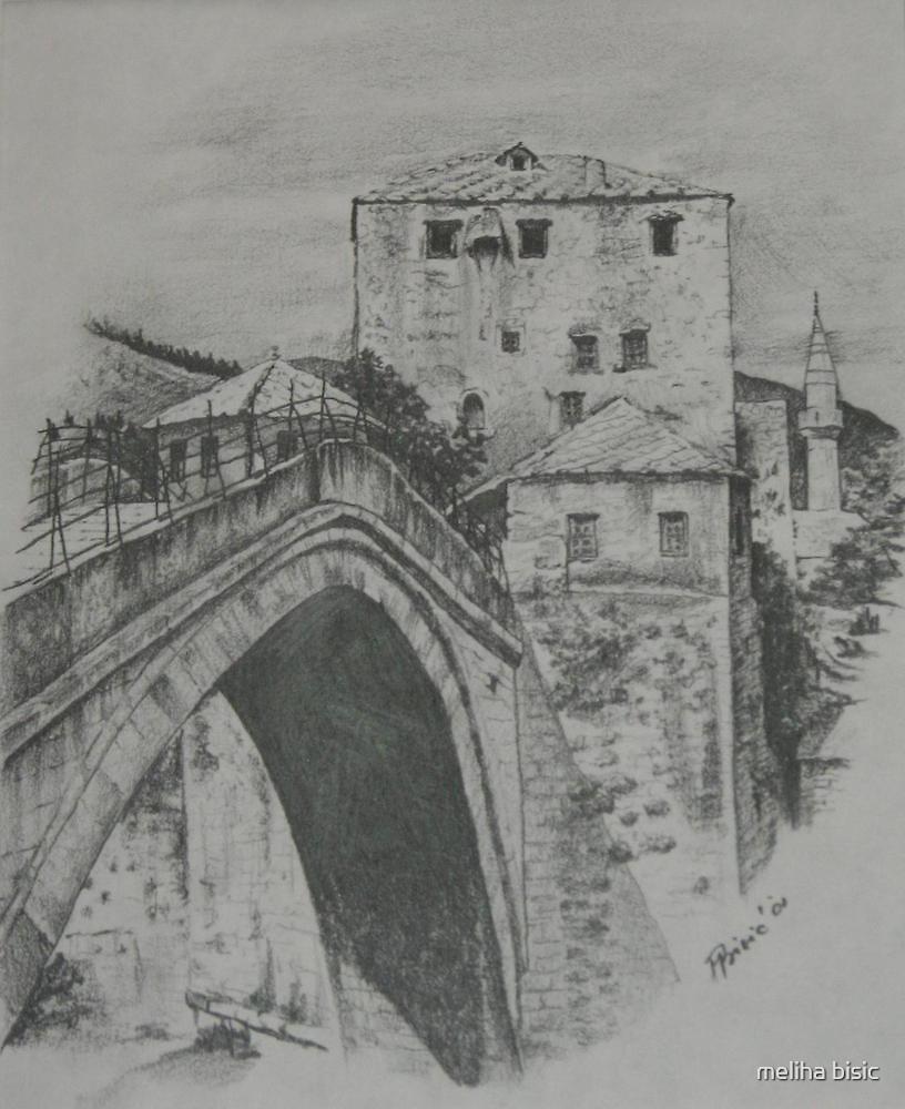 Old Bridge ,Mostar by meliha bisic