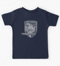 Battle Worn - Fox Hound Special Force Group  Kids Tee