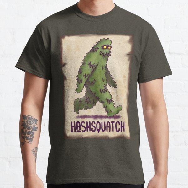 Hashsquatch 2.0 Classic T-Shirt