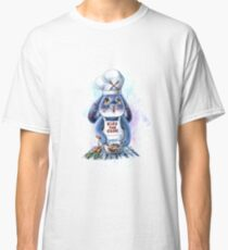 Benny Blue - Kiss The Cook Classic T-Shirt