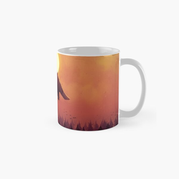 The End of All Things Classic Mug