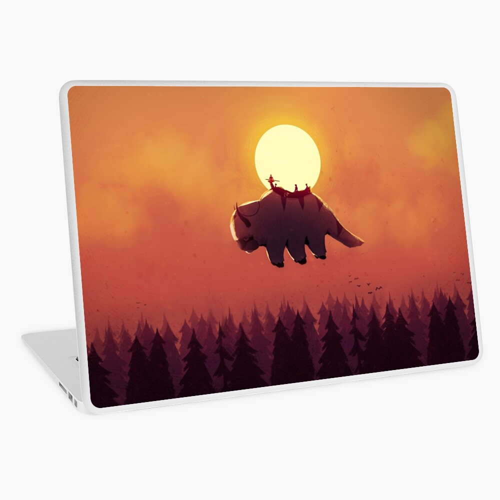 The End of All Things Laptop Skin