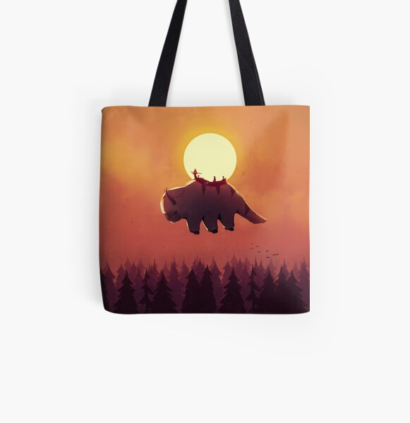 The End of All Things All Over Print Tote Bag