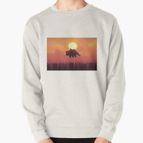 The End of All Things Pullover Sweatshirt