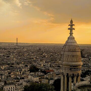 Parisienne Sunset by claytonT