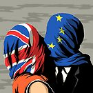 The Brexit Lovers by butcherbilly