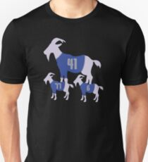 The Goats - Nowitzki, Doncic and Porzingis Unisex T-Shirt