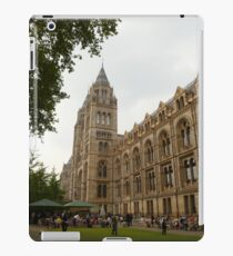 The Natural History Museum Building iPad Case/Skin
