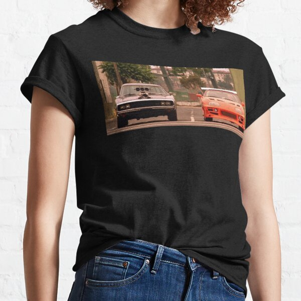 The fast and the furious last race Classic T-Shirt