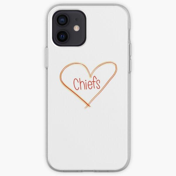 Chiefs love iPhone Soft Case